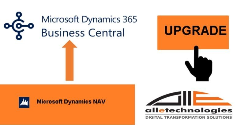 Upgrade Dynamics NAV to Dynamics 365 Business Central