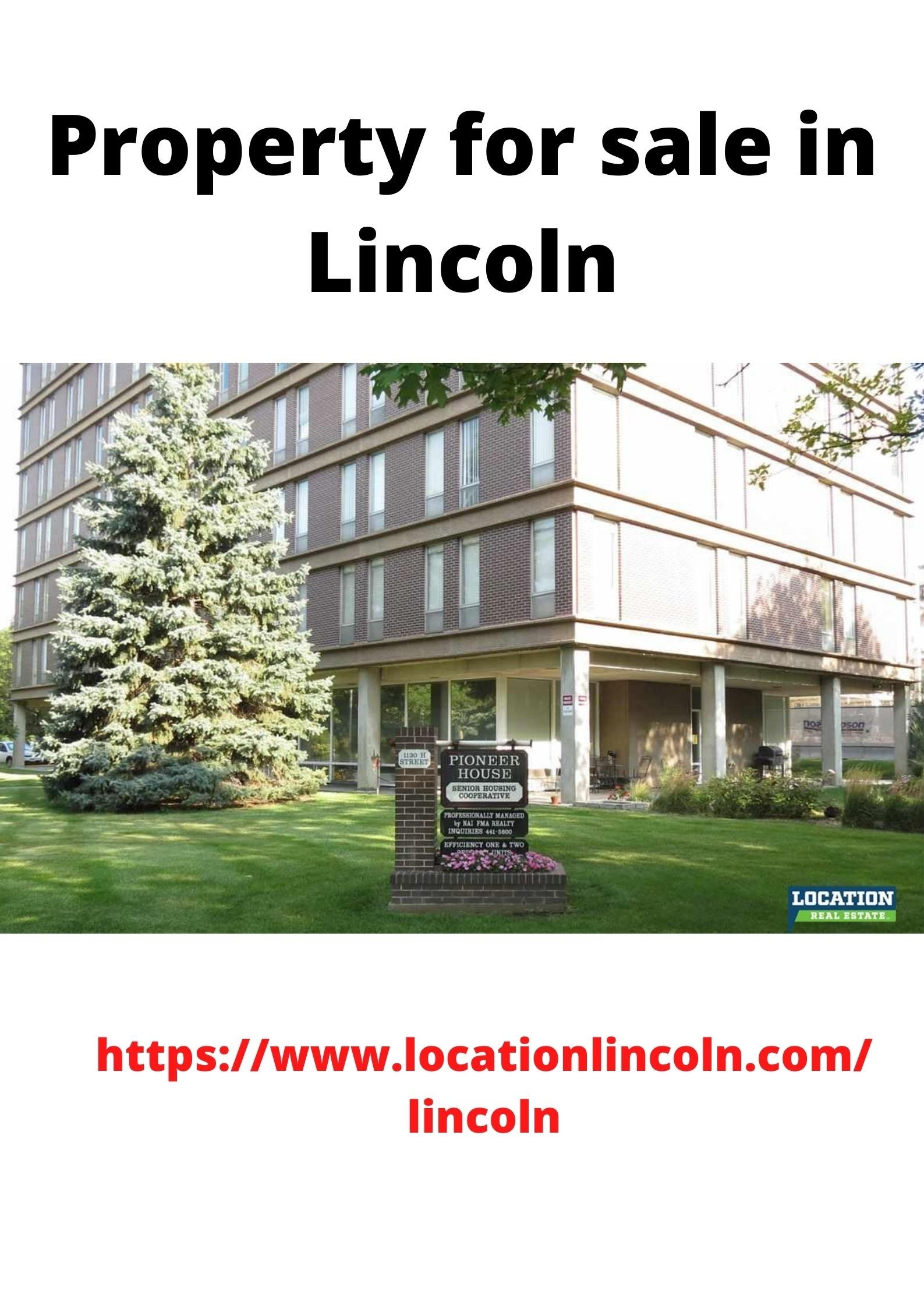 property for sale in Lincoln
