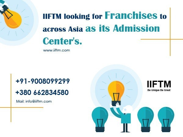 IIFTM an Institute based in Ukraine looking for franchises to across Asia as its admission center's.