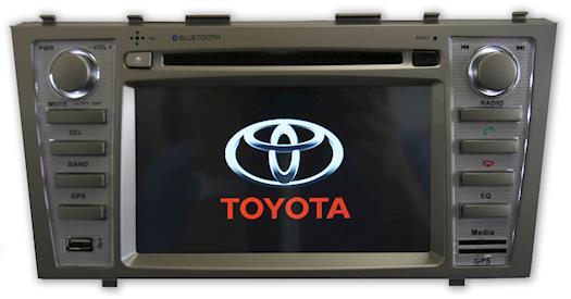 Toyota Camry 07-11 GPS Navigation Radio
