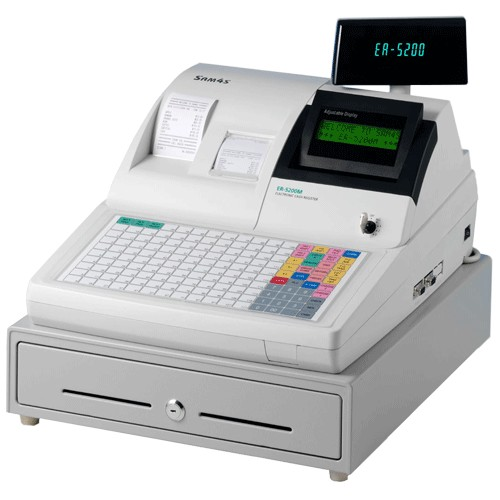 Sam4s Cash Registers from Wish A POS