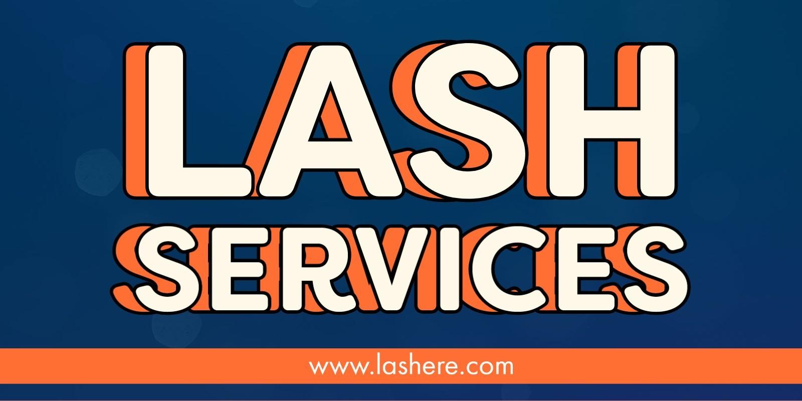 Lash Service Near Me