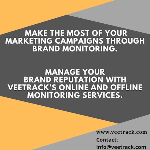 VeeTrack's online and offline monitoring services