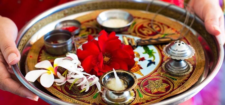 Raksha Bandhan Thali Online From MyFlowerTree