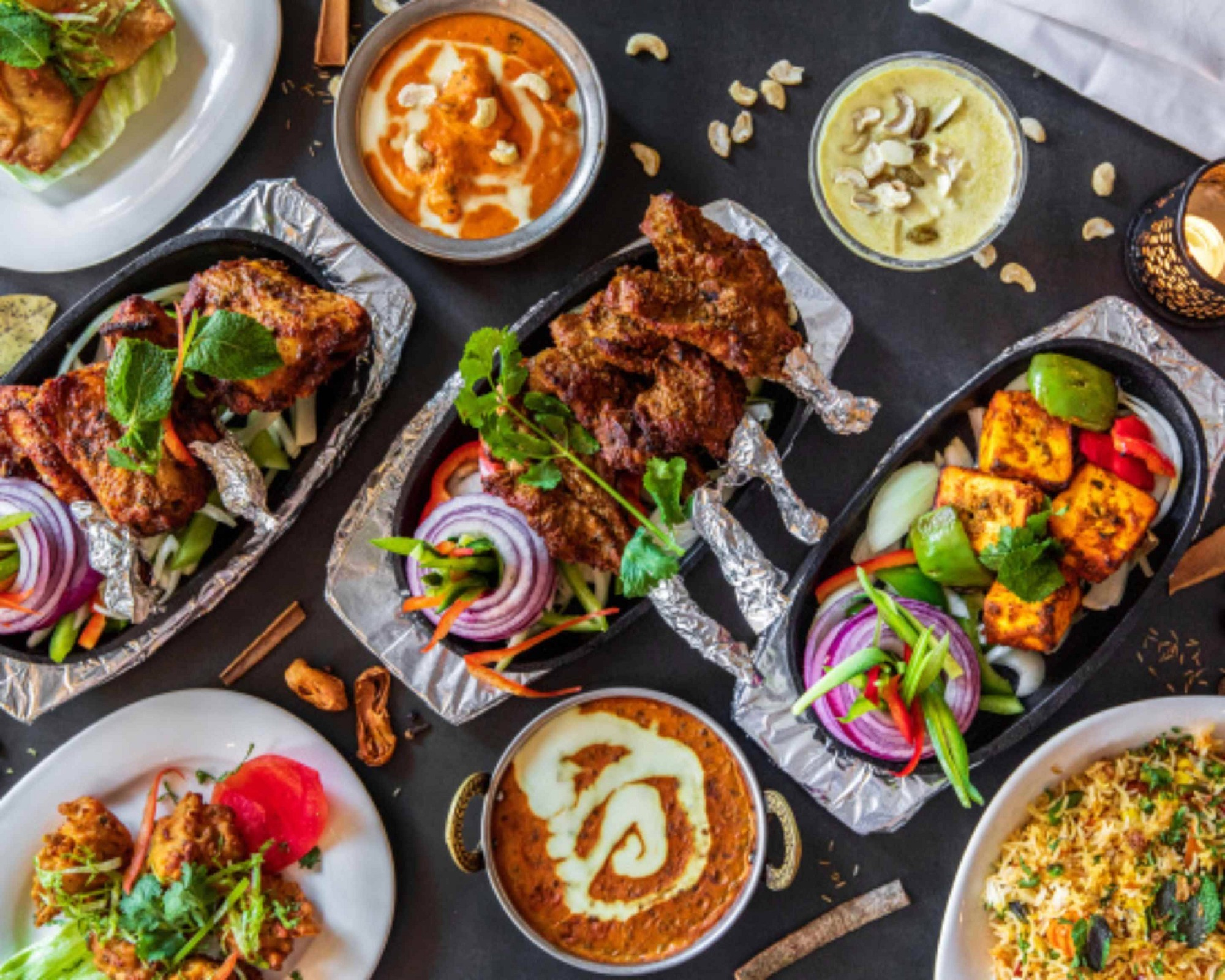 Ganesha Restaurant Authentic Indian Food in Restaurant Amsterdam
