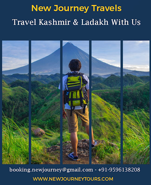 Cheapest Tour Packages for Kashmir With New Journey Travels