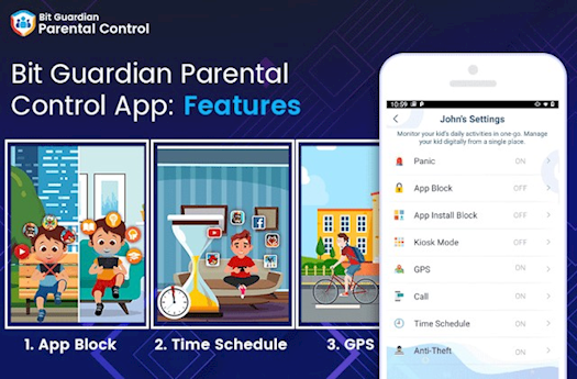 Bit Guardian Parental Control App: Features and Benefits