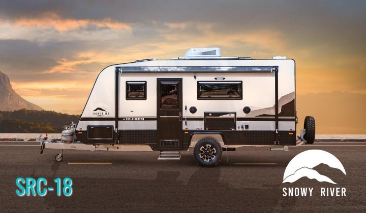 SRC Eighteen - Caravan With Ensuite
