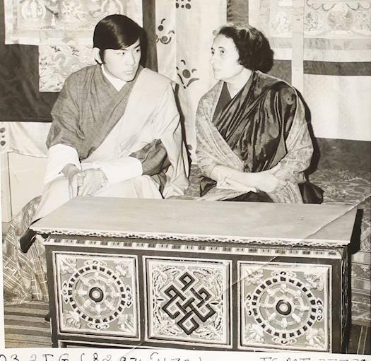 Indira's Struggle and Achievements
