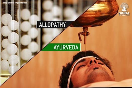 Allopathy vs. Ayurveda is Perception vs. Intelligence