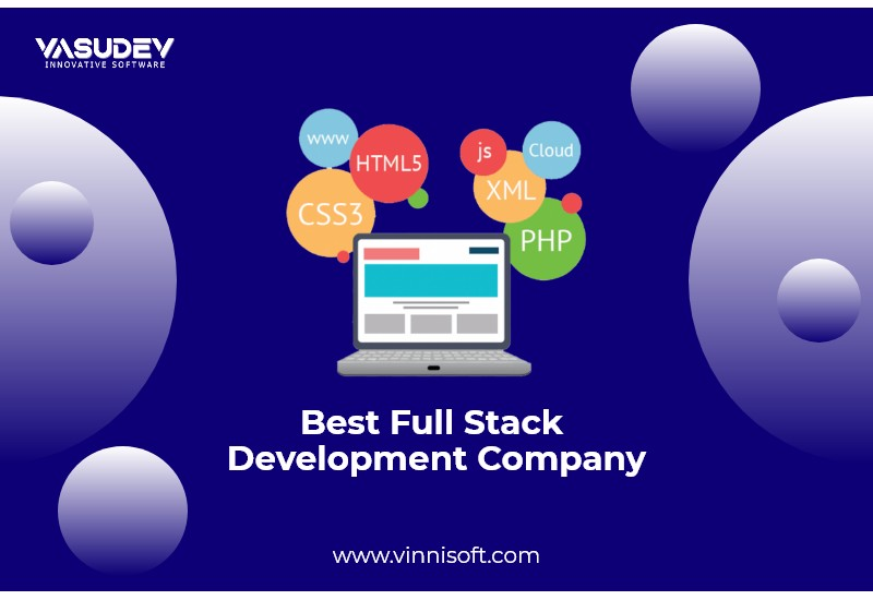 Most Reliable Full Stack Development Company in USA