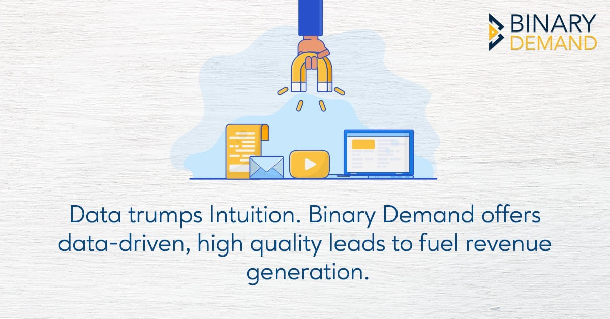 Solutions to Improve Your Lead Strategy - B2B Lead Generation Solutions