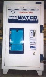 Commercial Water Vending