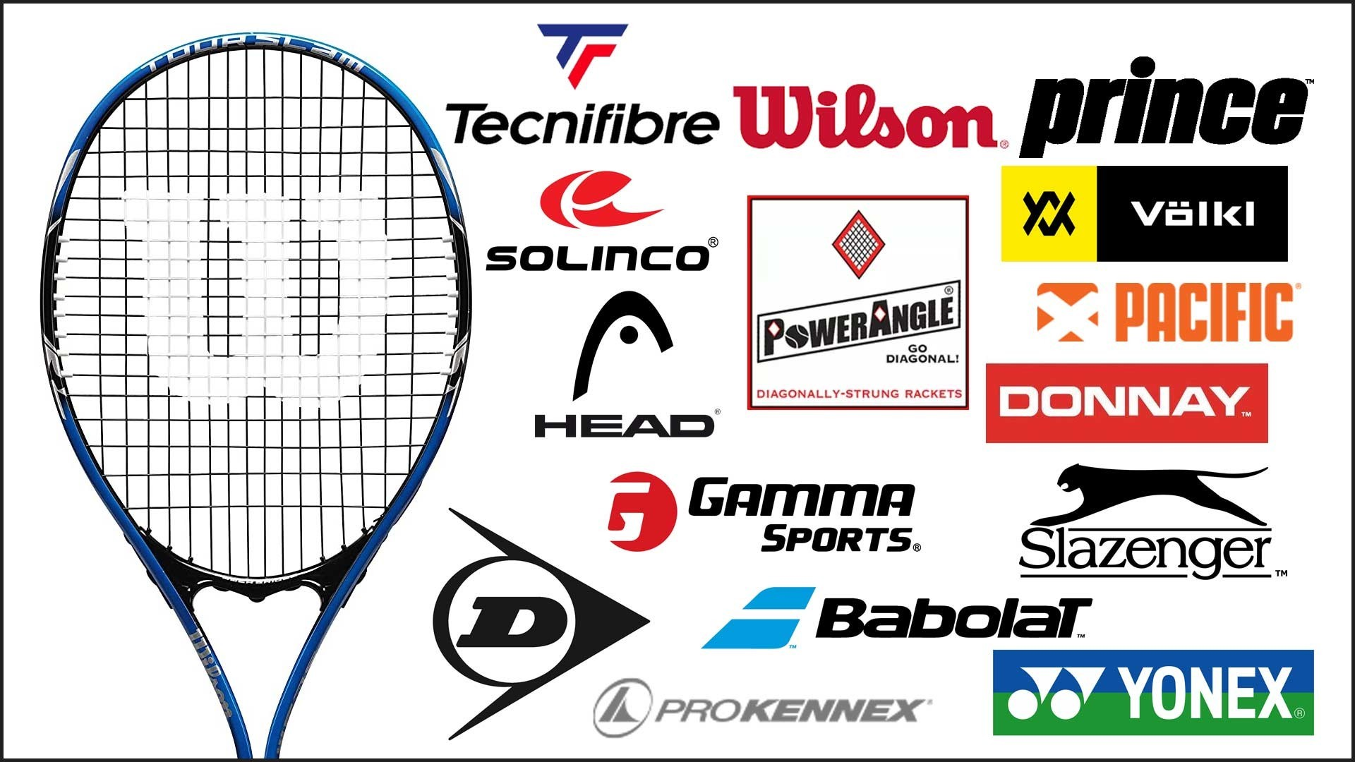 Tennis Racket Brands