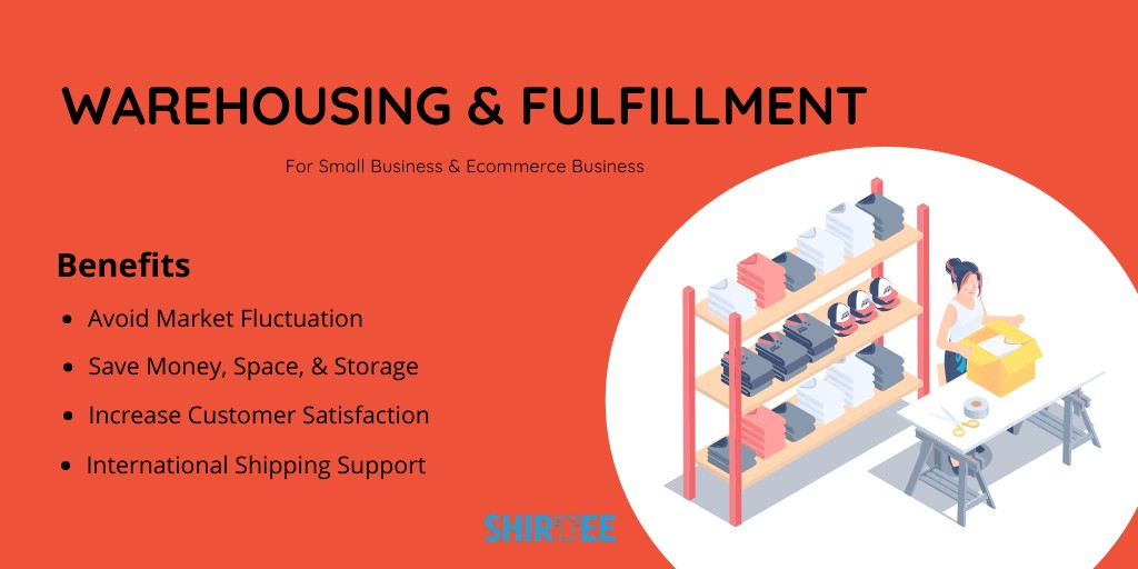 Warehousing & Fulfillment Services for Startups & Small Business