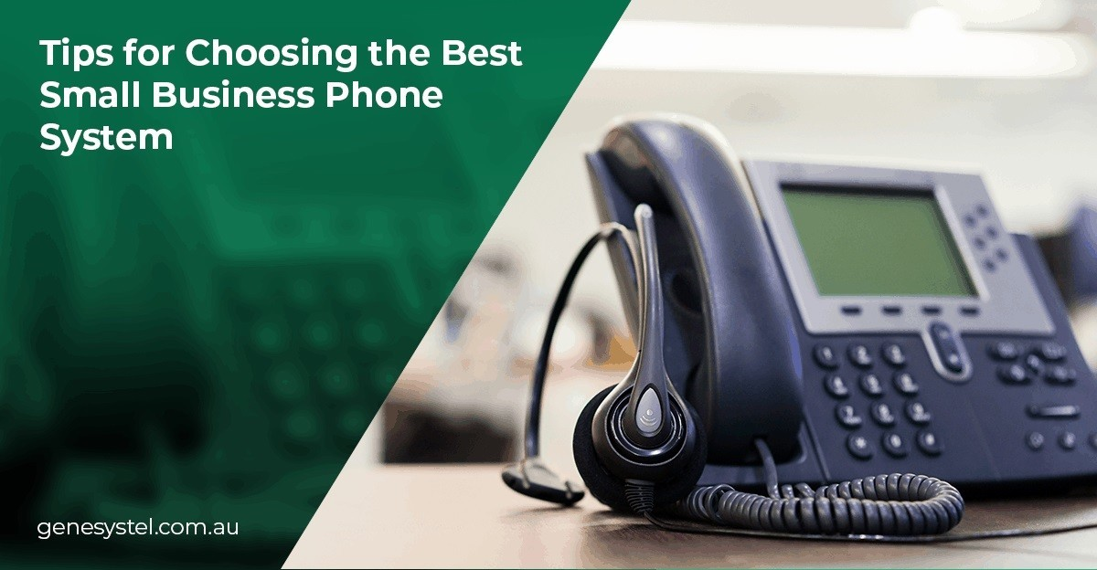 Choose  the Best Small Office Phone System