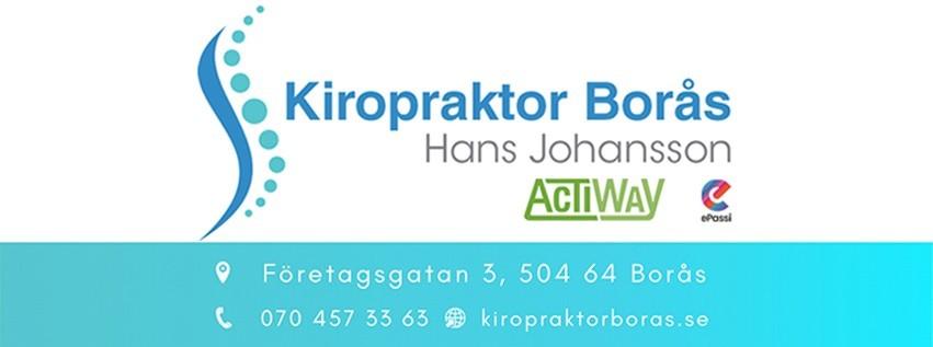 Kiropraktor Borås