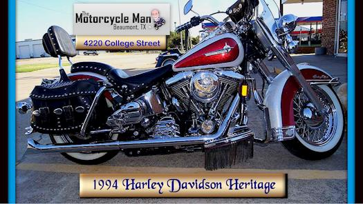2006 Harley Davidson Heritage $15,000