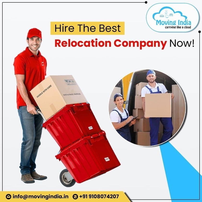 Moving India - Hire the best relocation company now