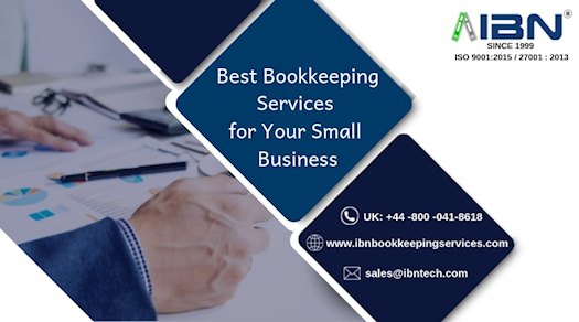 Online bookkeeping services for small businesses