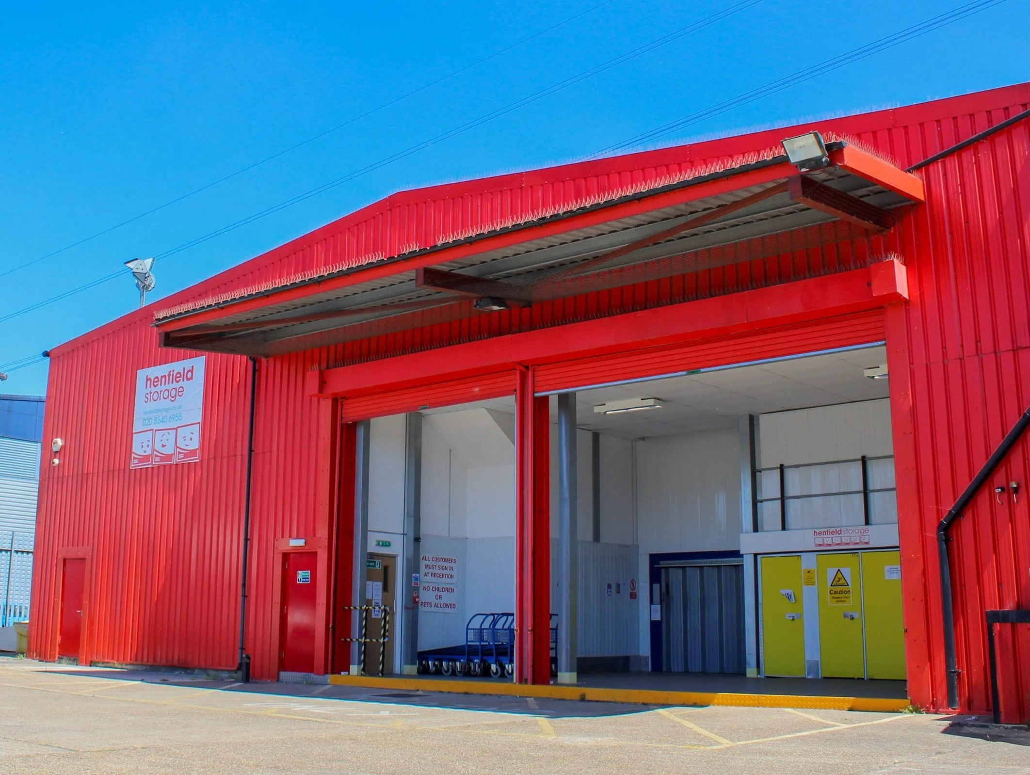 Henfield Storage - Brighton