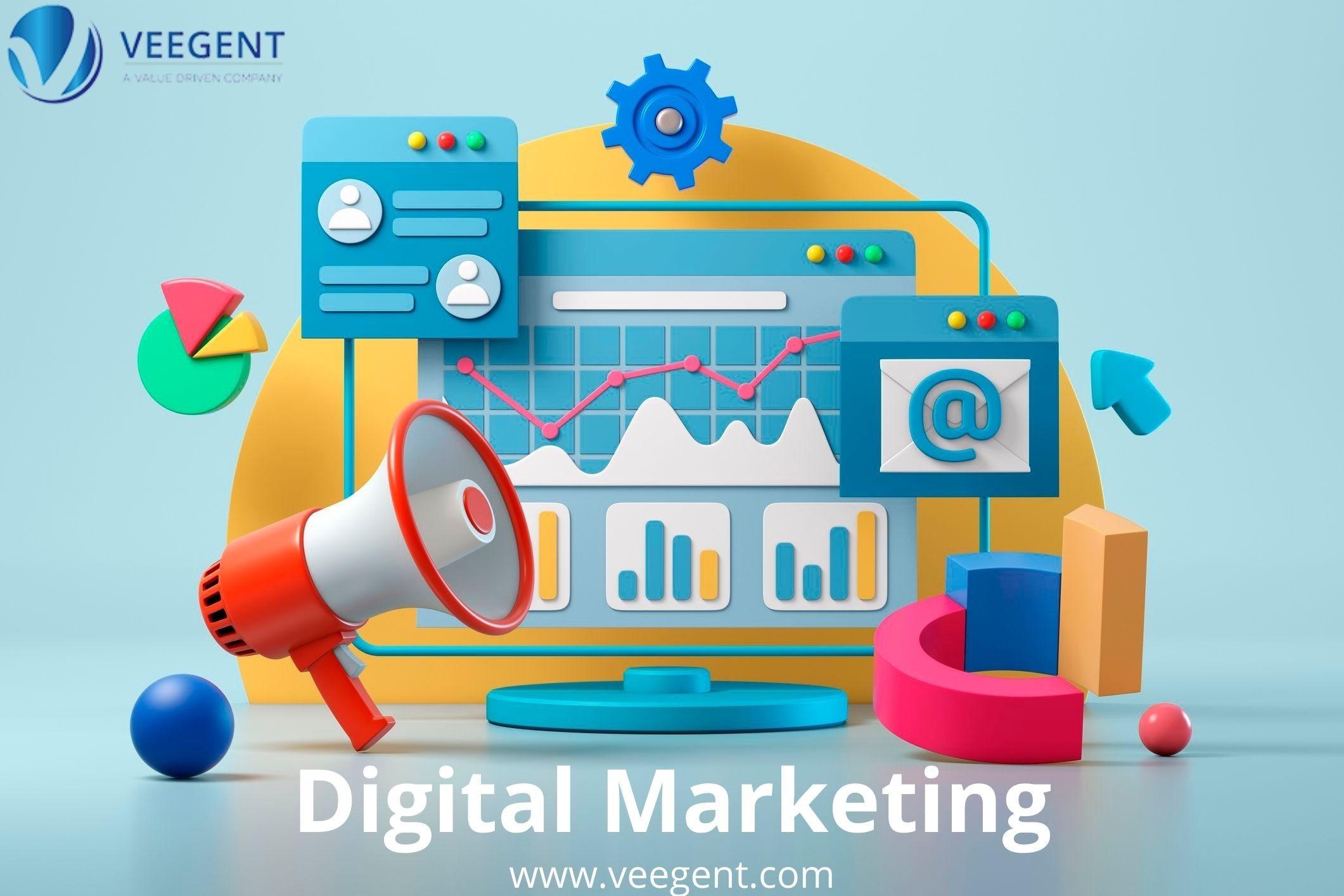 Digital Marketing Agency | Digital Marketing Services in Pune - Veegent