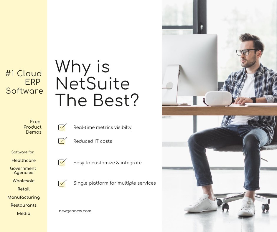 Why Is NetSuite The Best?