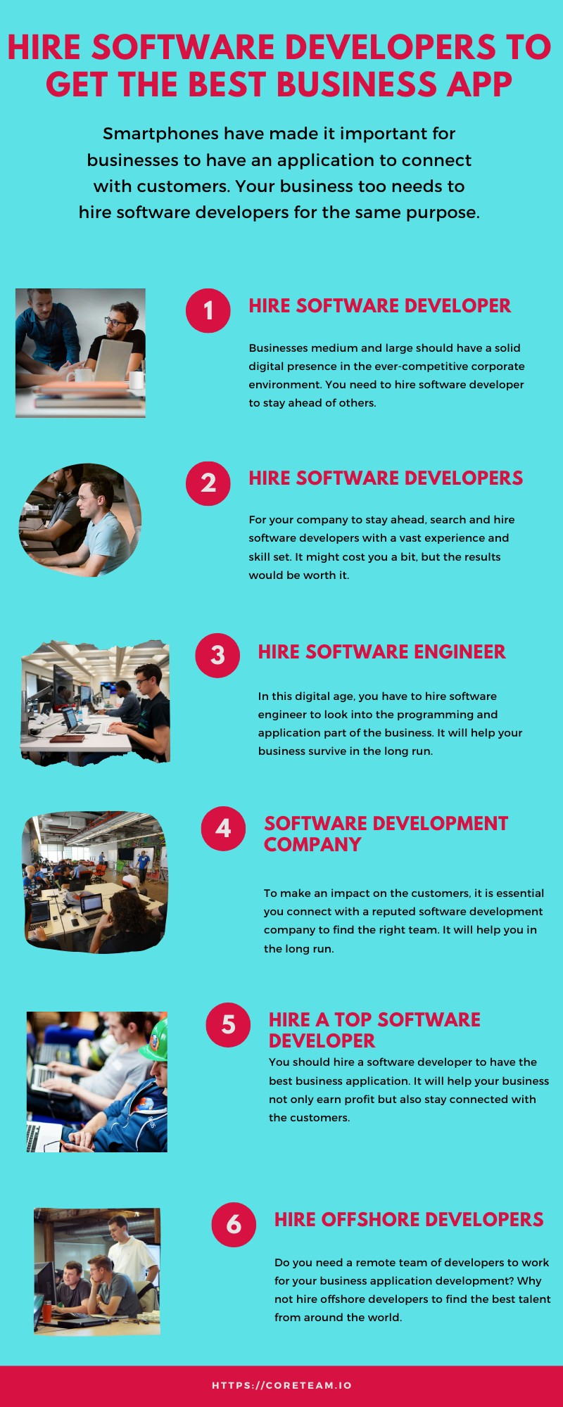 How To Hire Best Software Developers