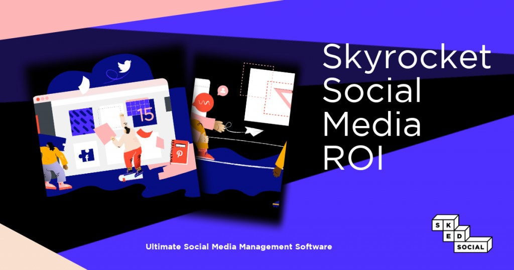 Let's Skyrocket Your Social Media Campaigns.