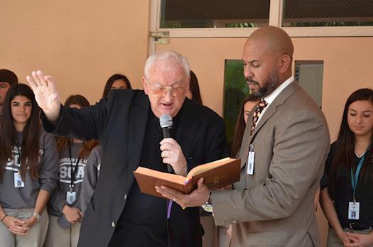 Richard P Jean Principal Archbishop Edward A. McCarthy High School