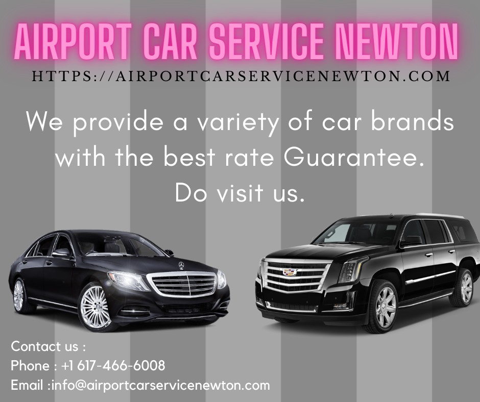 Airport Shuttle Services Newton, MA