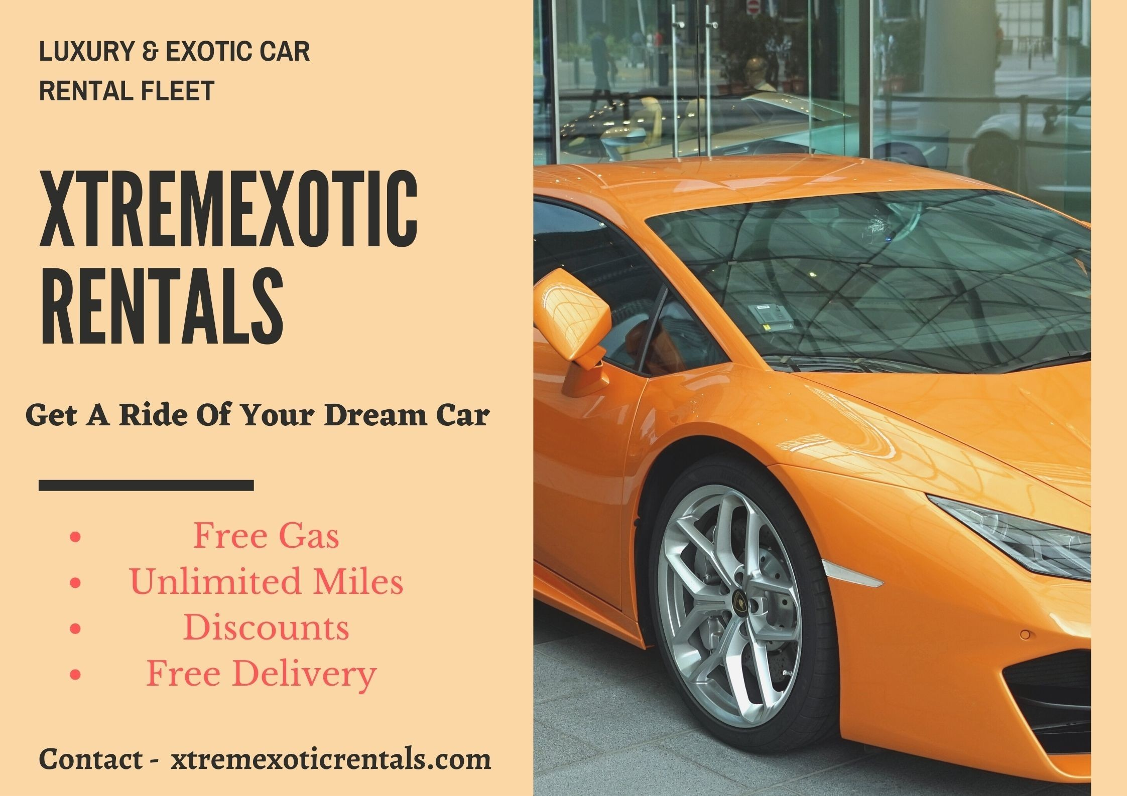 Exotic Car Rental Services In Fort Lauderdale FL   Xtremexotic Rentals