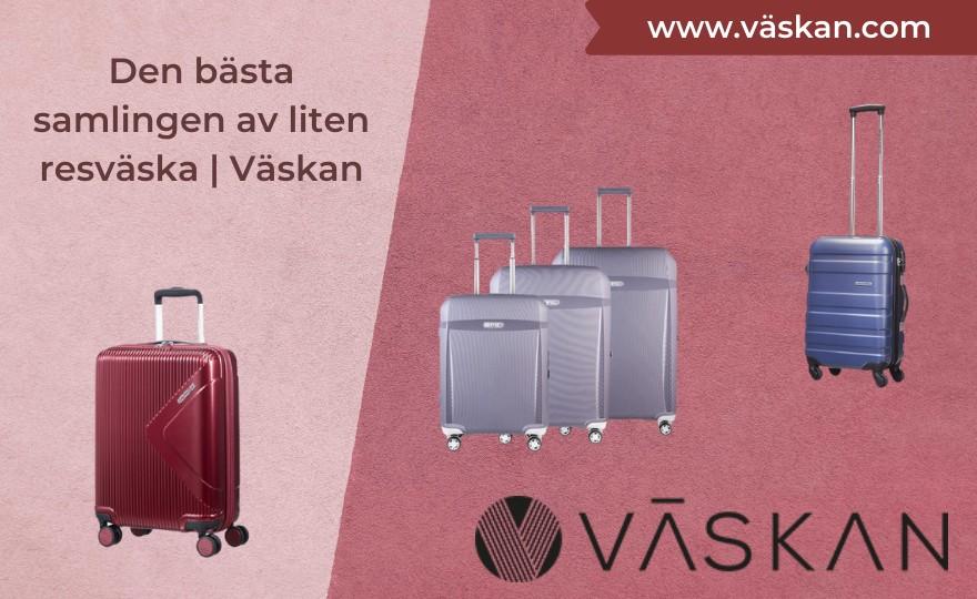 Den bästa samlingen av liten resväska | Väskan