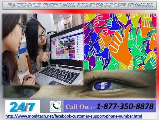 Dial Facebook Customer Service Phone Number 1-877-350-8878 to Increase Followers