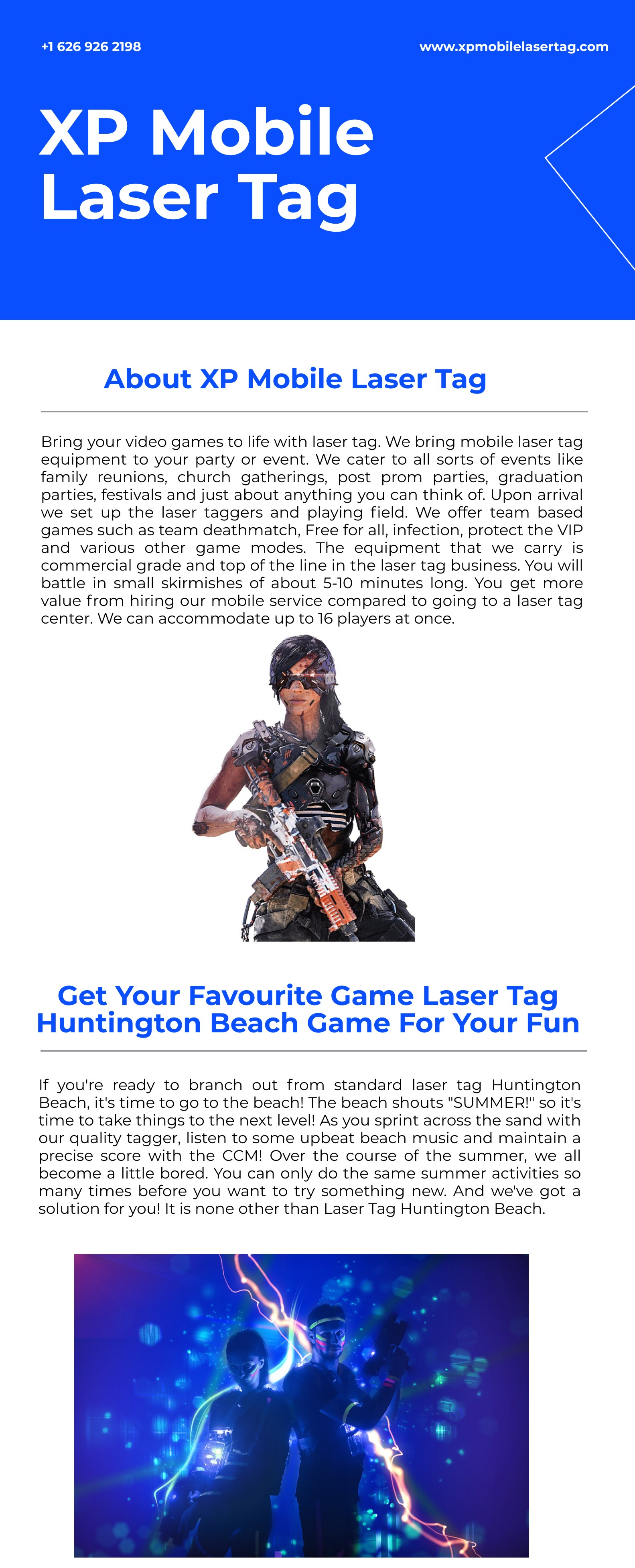 Embracing from the gaming culture – Find the best Laser Tag Newport Beach Game: