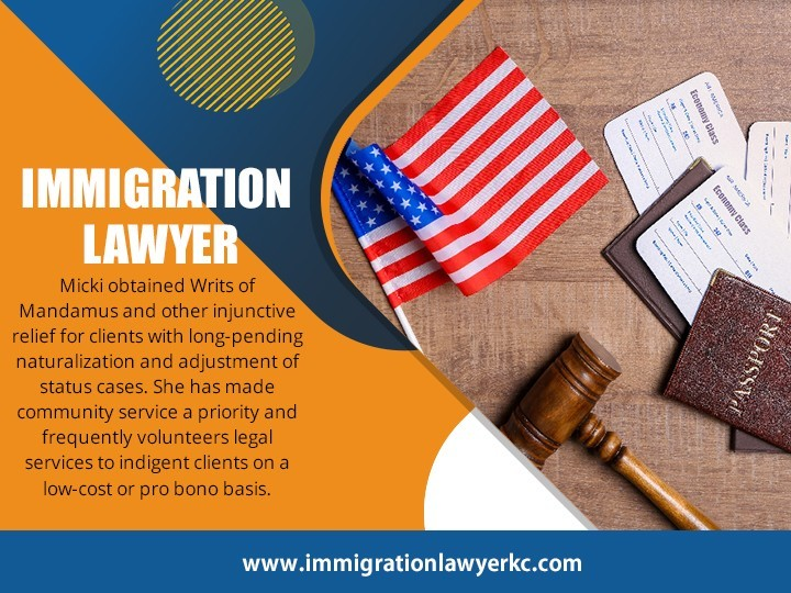 Immigration Lawyer in Kansas City