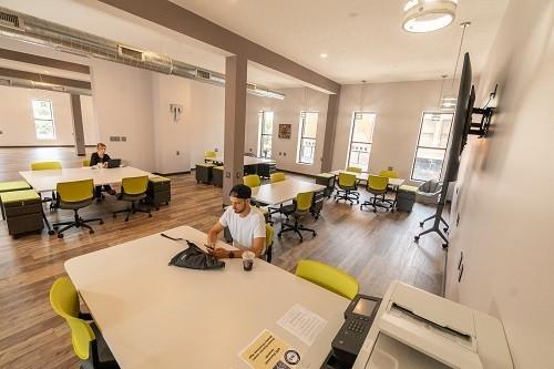 The Tenzer Hub For Entrepreneurship