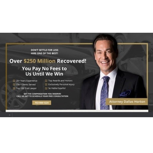 Las Vegas Personal Injury Attorney Law Firm