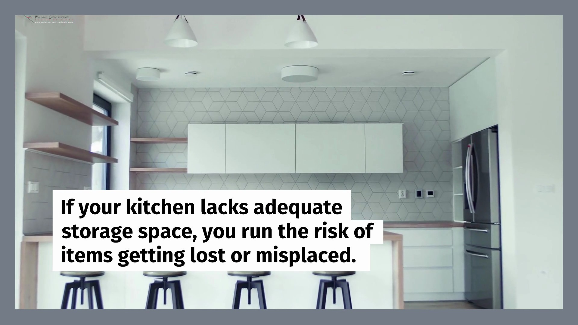 Ten signs your kitchen is outdated