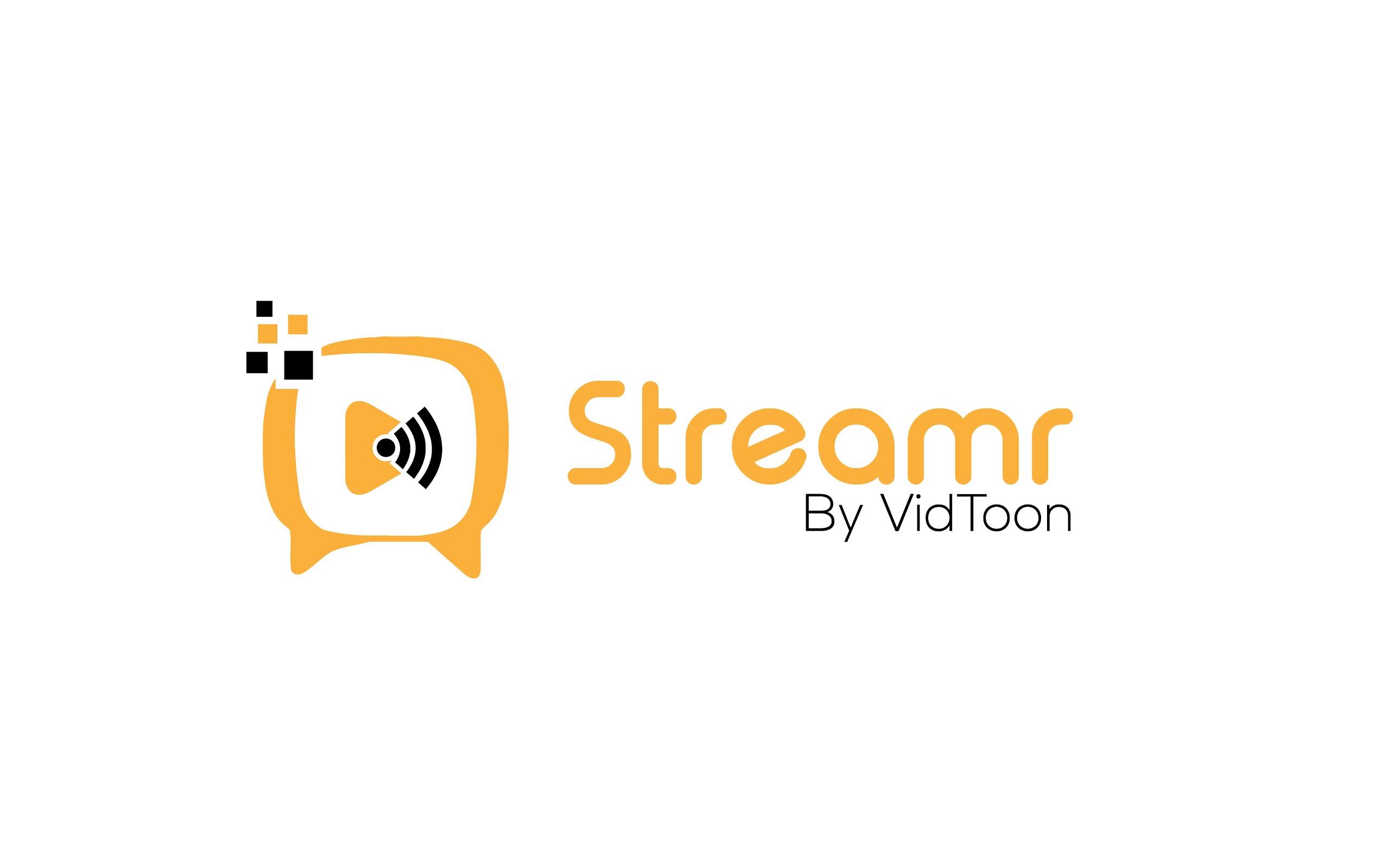 Streamr By Vidtoon™