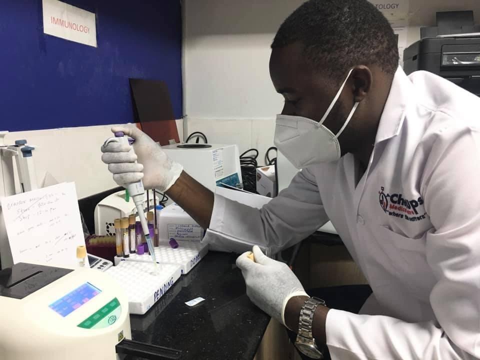 MEDICATION DELIVERY IN KENYA