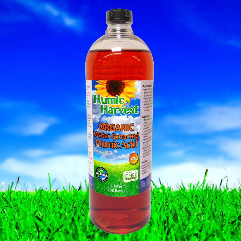 Humic Acid Fertilizer Benefits