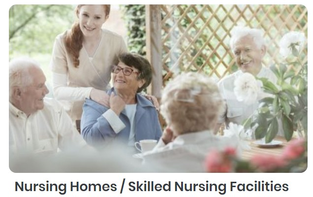 Nursing Homes Directory Website USA