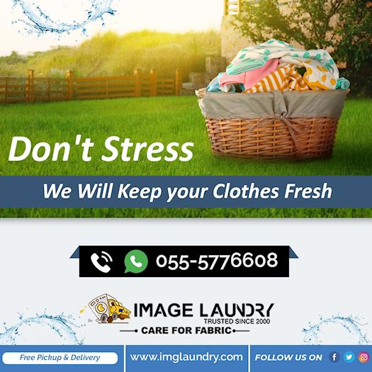 Best Laundry in Dubai- Free Pick up & Delivery