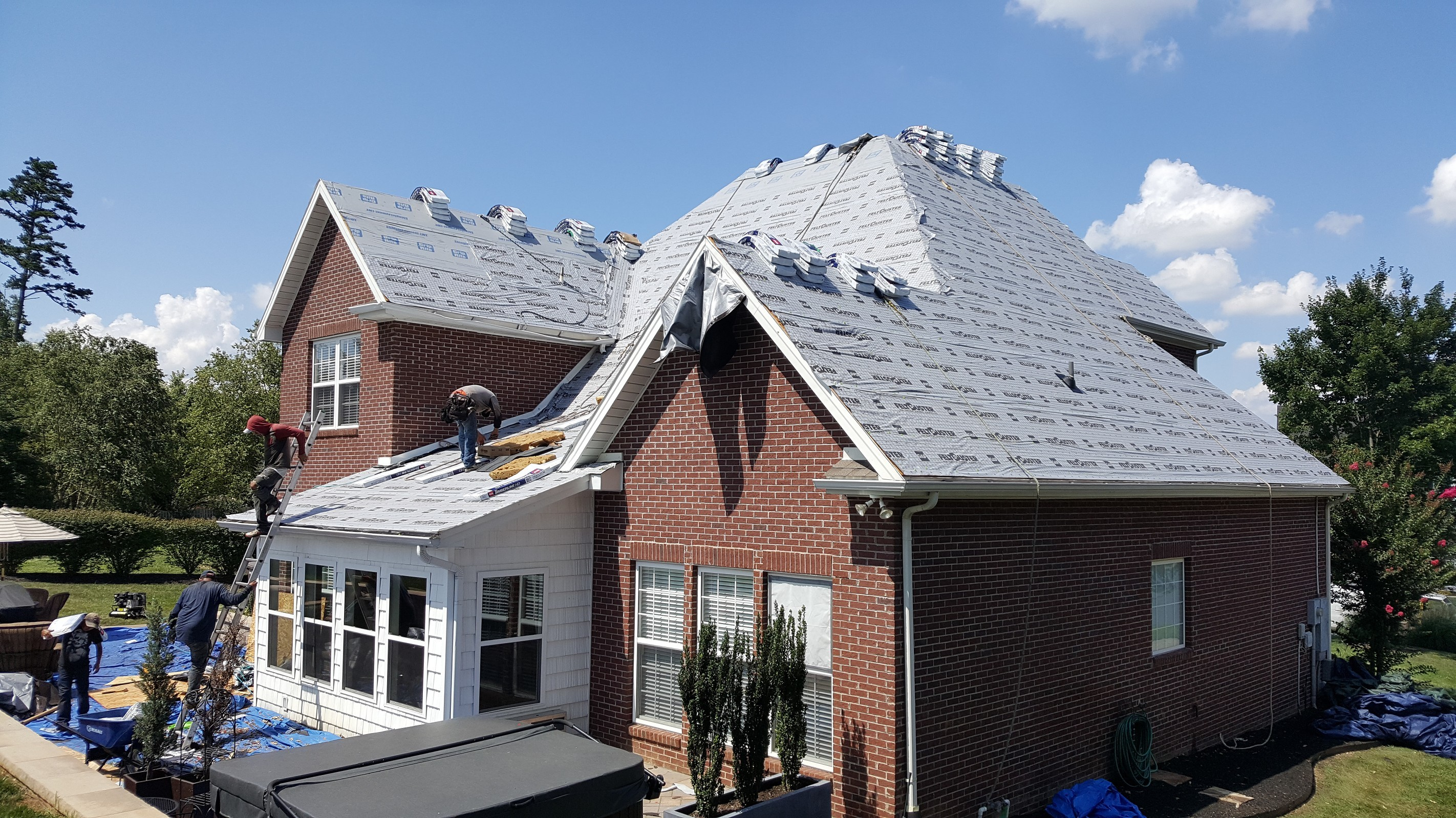 Insurance claims Knoxville TN - Burell Built Exteriors & Roofing Company, LLC