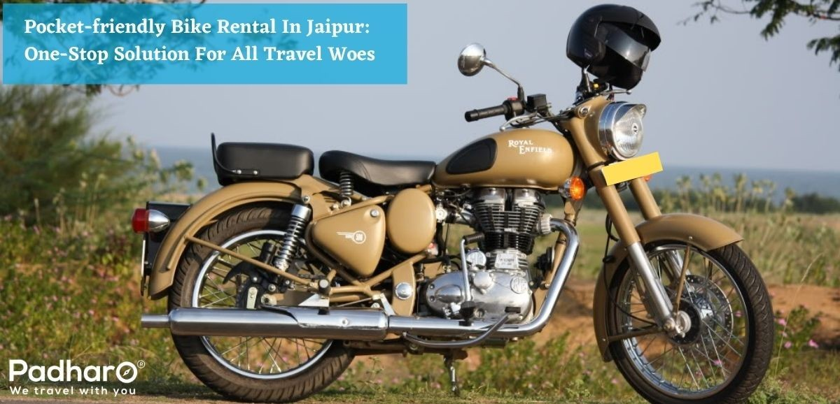 Bike Rental Services in Jaipur - Padharo Vehicle Rental Marketplace