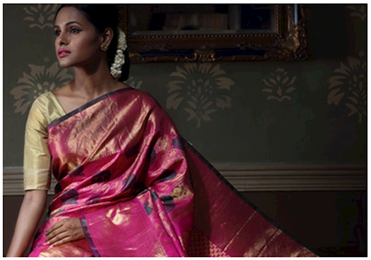 South Indian Handloom Sarees