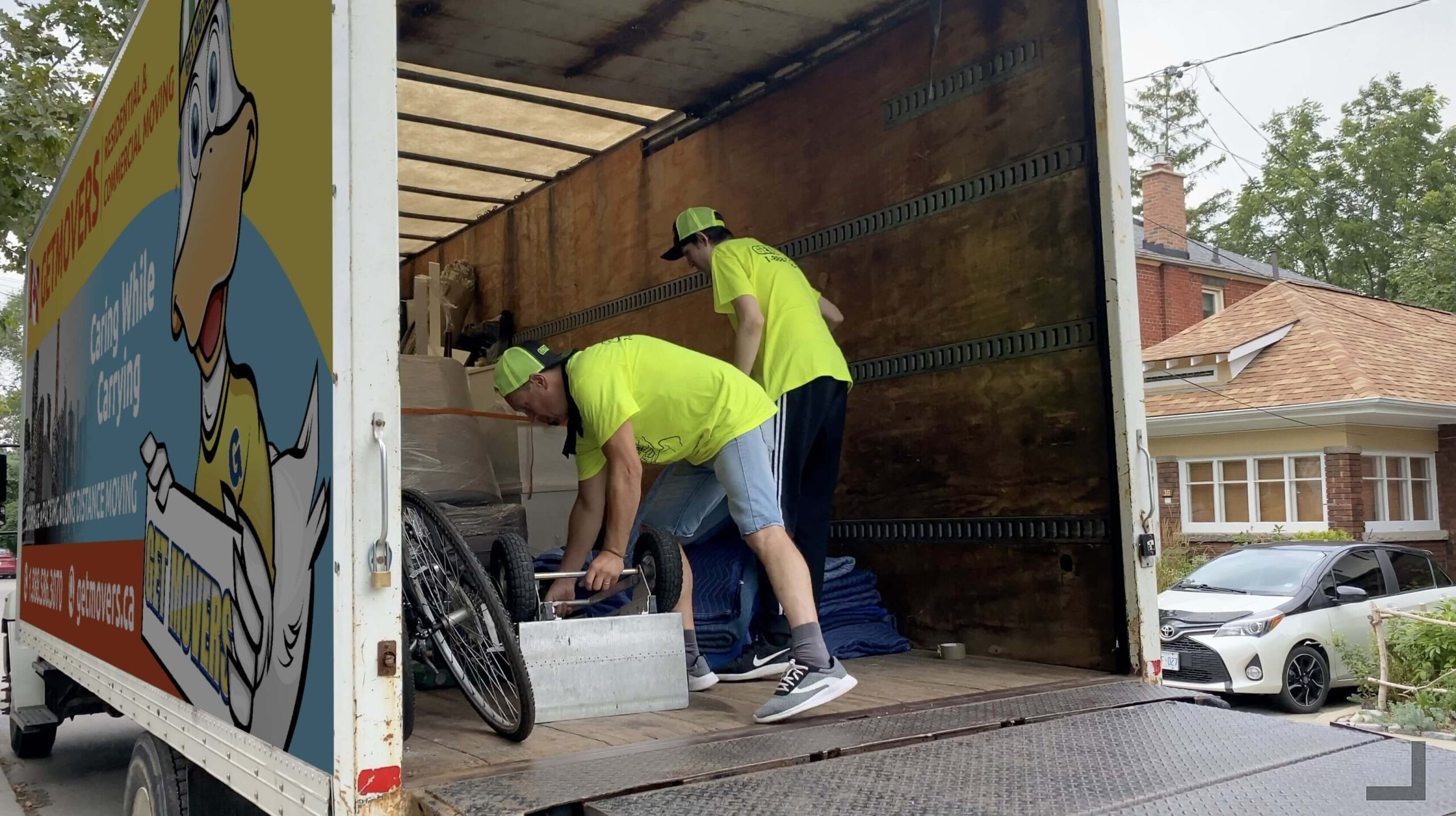 Get Movers Woodbridge ON   Moving Company