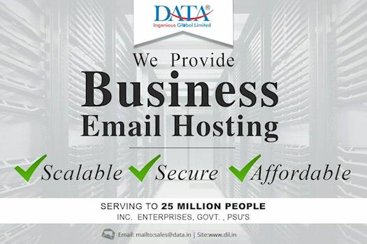 Best Business Email Hosting Service Provider In India