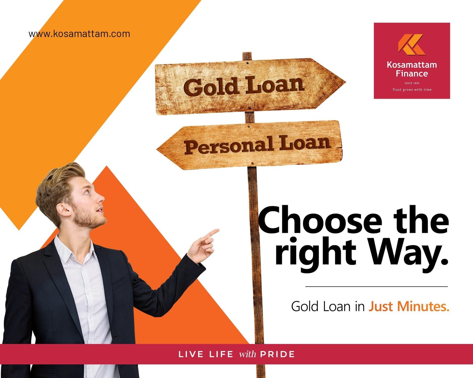 Online Gold Loan